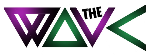Logo the wave coverband